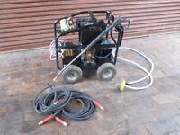 Diesel Pressure Washer – Kiam KM 3400DX - Jet washer patio drive way car cleaning