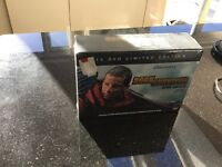 Bear grylls limited edition 10 DVD collection brand new
