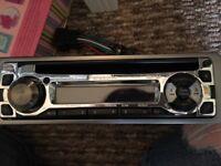 Panasonic car CD player stereo