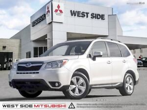 2014 Subaru Forester i-Accident Free-Heated Seats/Mirrors-Backup