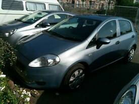 Fiat punto, low mileage, 1previous owner, great condition