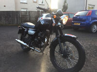 Lexmoto Valiant 125cc Learner Legal - Must Go Soon! £900 ONO