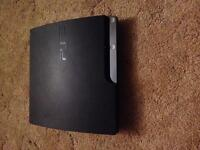 180 GB PS3 w/ cords and more