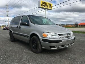 2004 Chevrolet Venture Value 4Dr Wagon FWD