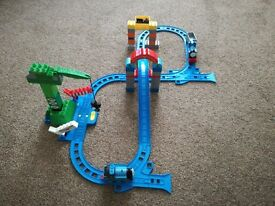 Thomas Mega Blocks Set £10