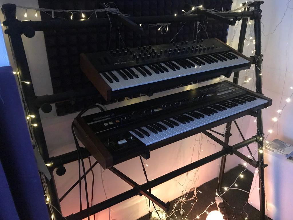 jaspers 4d 145b keyboard and synth stand in hoxton london gumtree