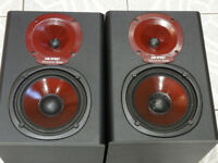 Soundcraft Spirit Absolute Zero Nearfield Monitors Excellent Working order