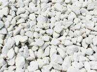 Garden Chips - white marble