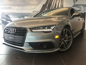 2017 Audi A7 TECHNIK S-LINE BLACK OPTICS HEAD UP DRIVER ASSIST