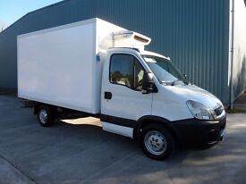 IVECO DAILY AUTO 3.5 TON BOX FRIDGE VAN**NO VAT**