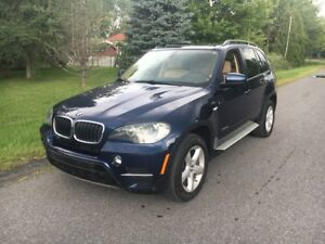 2011 BMW X5 3.5 i XDRIVE SPORT PACK TOIT PANORAMIQUE