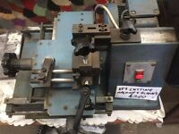 KEY CUTTING MACHINE WITH HUNDREDS OF BLANK KEYS