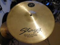 "Stagg 16"" Crash Cymbal"