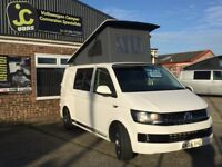 Volkswagen Transporter T6 4 Berth Camper - 1 Owner, Pop Top - Alloys - Diesel Heater, VW Warranty
