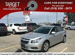 2012 Chevrolet Cruze LT Turbo Super Low Kms Like new Only 36kms