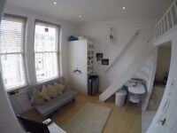 Recently Refurbished Spacious Mezzanine Studio - Fully Furnished - Earls Court