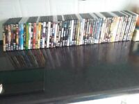 DVDs for sale from home not ex rental.