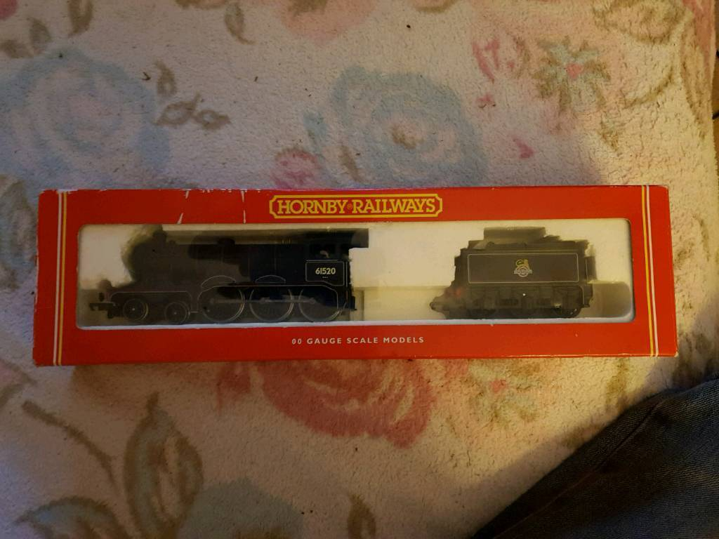 Hornby trains and carriages