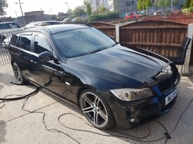 Bmw 320d touring business edition top spec leather seats, i drive stunning condition inside and out.