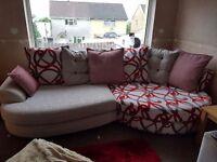 3 piece dfs sofas for sale