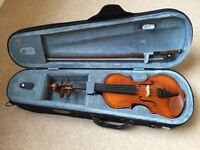 1/10 Handmade Violin pristine condition originally GBP220 asking GBP90