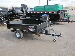 2016 CAM Superline 1.5 TON EXTREME-ROAD-AND-TRAIL DUMP TRAILER Peterborough Peterborough Area image 2