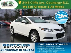 2013 Honda Civic EX Sunroof Heated Seats
