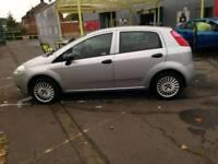 Fiat Punto MOT 9 June 2018 low mileage 39000