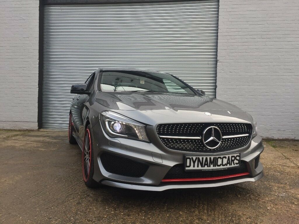mercedes cla 250 4 matic amg 4 door 2015 in welwyn hertfordshire gumtree. Black Bedroom Furniture Sets. Home Design Ideas