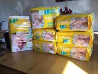 7 packs of nappies