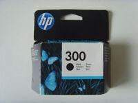 HP 300 Black Ink Cartridge - NEW
