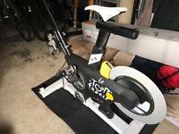 Pro form Tour de France exercise bike 2.0
