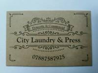 Laundry and ironing service FREE LOCAL DROP OFF/PICK UP!