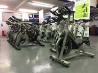 Selection of 10 Spin Bikes