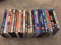 DVD and blu ray bundle £6