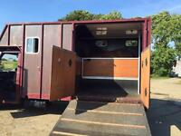 3.5t Ford Iveco Horsebox