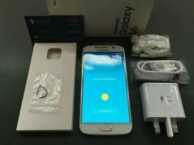 Samsung galaxy S6 G920F uk model brand new pristine condition