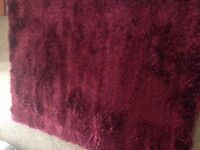 nice shaggy rugs for sale see pics