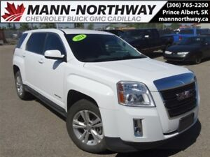 2014 GMC Terrain SLE | AWD, Cruise Control, Bluetooth, Cloth.