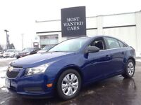 2012 Chevrolet Cruze LS+| NO ACCIDENTS | WARRANTY