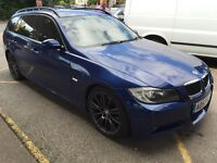 BMW 3 SERIES 3.0 325d M Sport Touring 5dr 1 PRE OWNER+LEATHER