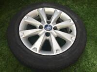 Ford Fiesta Alloy Wheel 195]55[R15