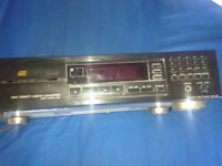 Sony CD Player - missing plug