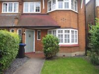 Beautiful one bedroom, two reception, garden flat in Winchmore Hill