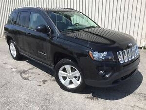 2016 Jeep Compass North  +Bluetooth+ 4x4