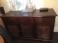 Lovely solid sideboard