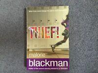 Malorie Blackman: Thief