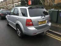 2007 KIA SORENTO XS 2.5 XS DIESEL AUTOMATIC ONE YEAR MOT IN GREAT CONDITION