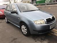 Skoda Fabia 1.2 Classic 2004 + SERVICE HISTORY + 12 MONTHS MOT + DRIVES SUPERB