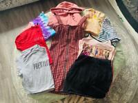 Girls clothing bundle age 12